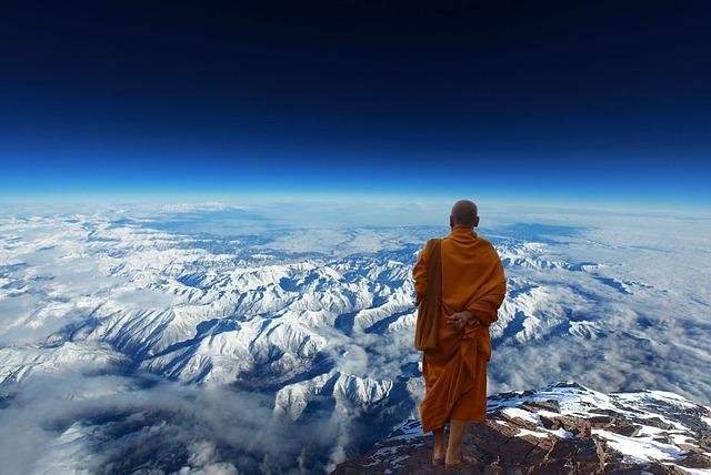 budhista v horách