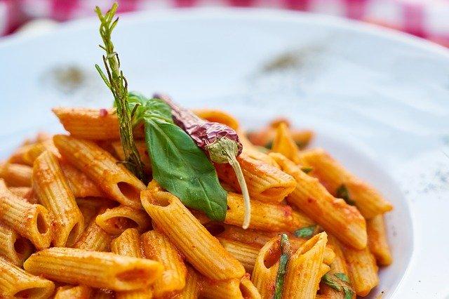těstoviny s papričkou