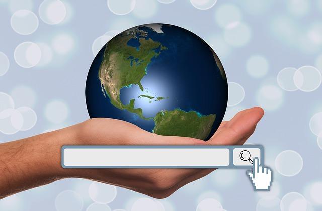 Celosvětový internet jako na dlani