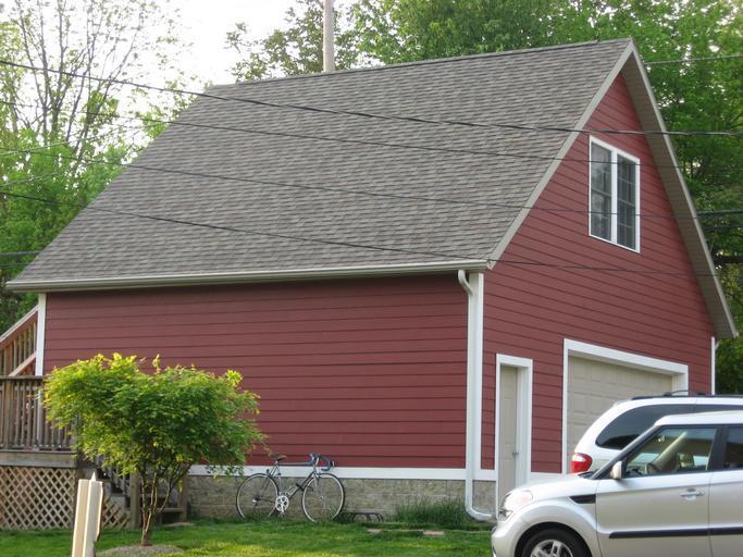 rodinný domek s garáží